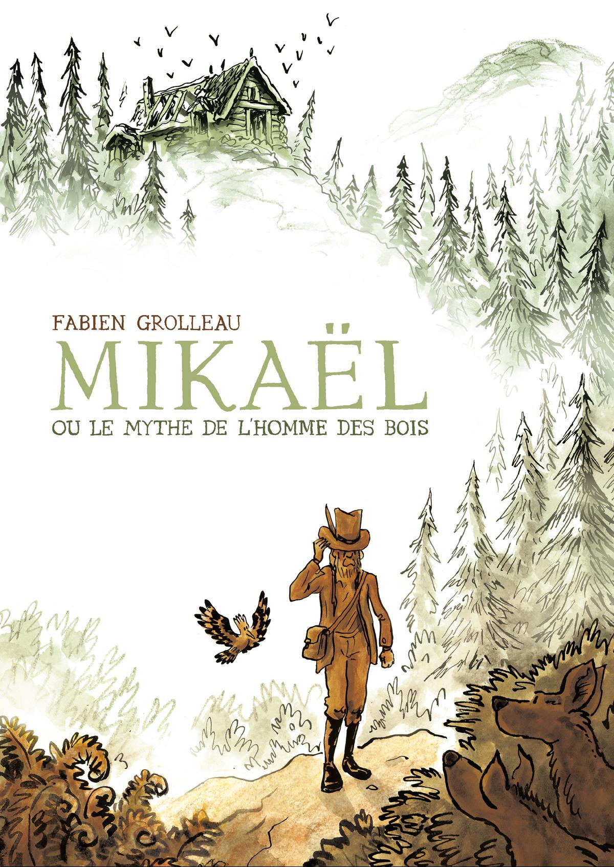 """Résultat de recherche d'images pour """"mikaël ou le mythe de l'homme des bois"""""""